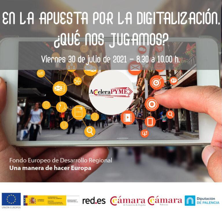 En la apuesta por la digitalización, ¿qué nos jugamos?